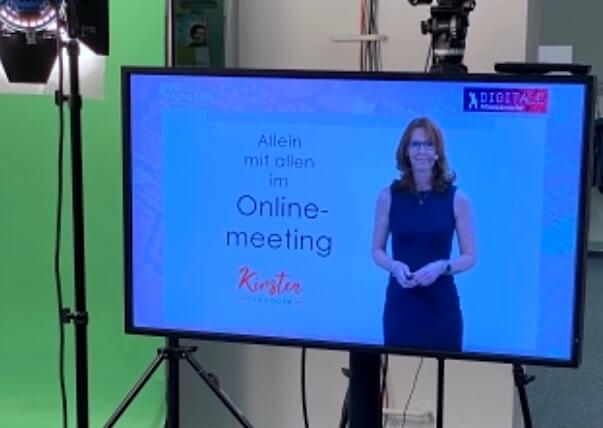 Kirsten Schröder - Zertifizierte E-Trainerin